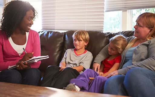 Why in home therapy as a choice?